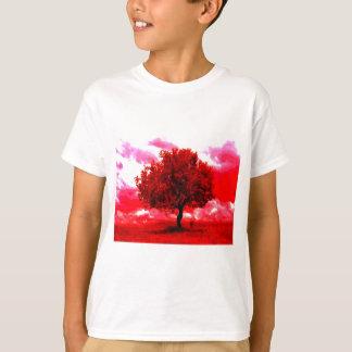 Camiseta Árvore abstrata