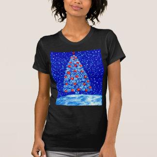 Camiseta Árvore Art02 do Xmas