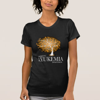 Camiseta Árvore da leucemia