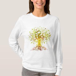 Camiseta Árvore da queda