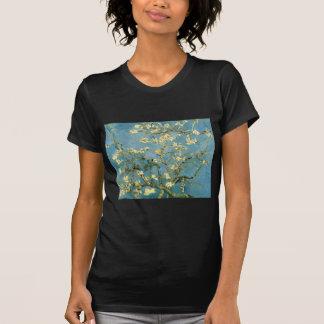 Camiseta Árvore de amêndoa de florescência por Van Gogh