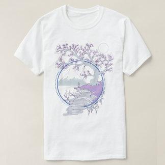Camiseta Árvore de cereja