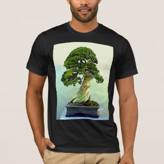 Camiseta Árvore de Cypress dos bonsais