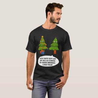 Camiseta Árvore de Natal engraçada - Natal engraçado