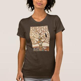 Camiseta Árvore de vida por Gustavo Klimt