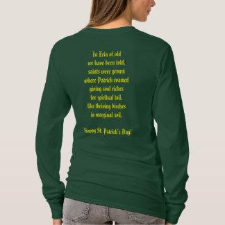 Camiseta Árvore de vidoeiro de St Patrick