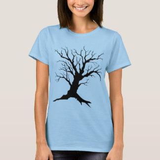 Camiseta Árvore desencapada