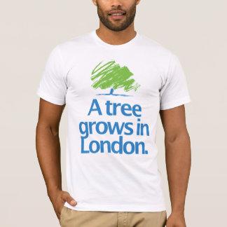 Camiseta Árvore do conservador do Tório