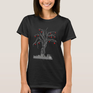 Camiseta Árvore dos corações
