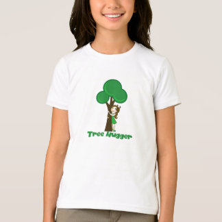 Camiseta Árvore Hugger