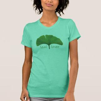 Camiseta Árvore Hugger, amante da folha - nogueira-do-Japão