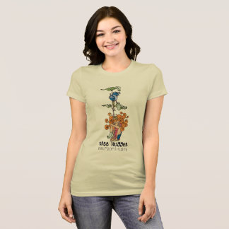 Camiseta Árvore-Hugger Extraordinaire