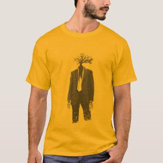 Camiseta árvore inoperante