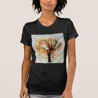 Camiseta Árvore na árvore