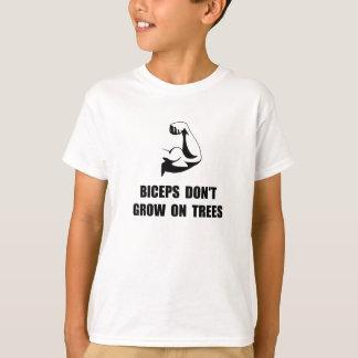 Camiseta Árvores do bíceps