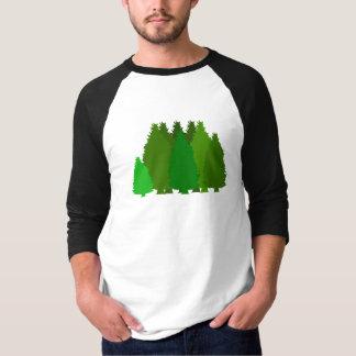 Camiseta Árvores do tempo do divertimento