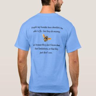 Camiseta As abelhas não se importam