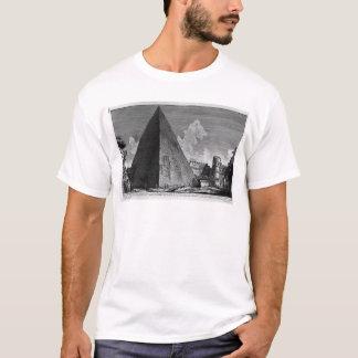 Camiseta As antiguidade romanas, T. 3, placa XL. Vista do