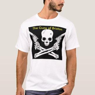 """Camiseta As armas da """"do T do motim paz"""" de Brixton"""