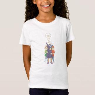 Camiseta As avós não fazem Rollerskate