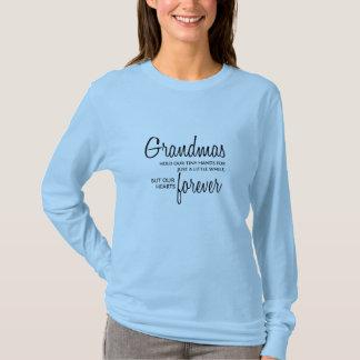 Camiseta As avós são Forever
