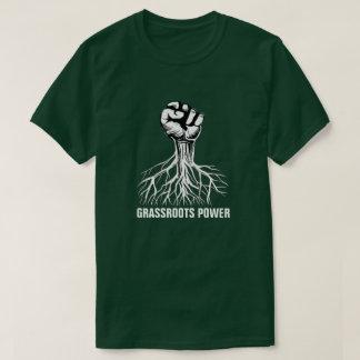 Camiseta As bases pôr o suporte de justiça social