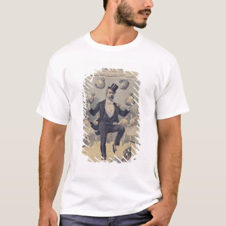Camiseta As bolsas de mnanipulação de Georges Clemenceau do