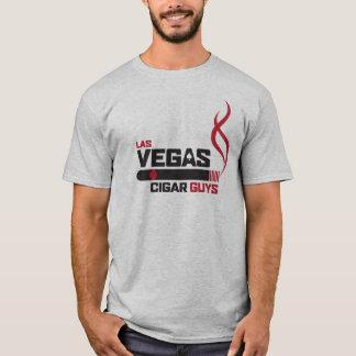 """Camiseta As caras do charuto de Las Vegas """"comem. Jogo."""
