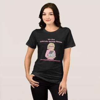 Camiseta As casas Bonnie das compras jejuam