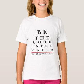 Camiseta As citações da carta de olho caçoam o t-shirt