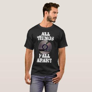 Camiseta As coisas caem distante 101