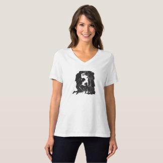 Camiseta As crianças do vagão coberto: Auge na lua