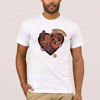 Camiseta Ás de AcePunk do t-shirt dos corações
