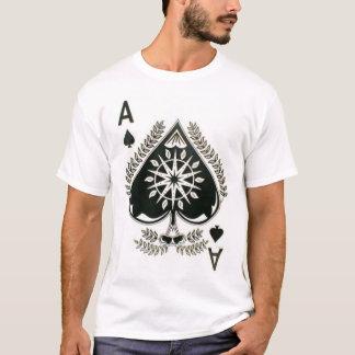 Camiseta Ás de espada (parte dianteira somente)