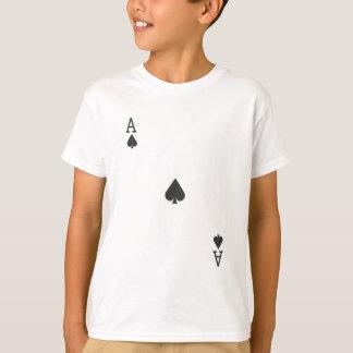 Camiseta Ás de pá