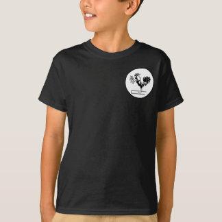 Camiseta As forças armadas do porta-aviões de CV-3 USS