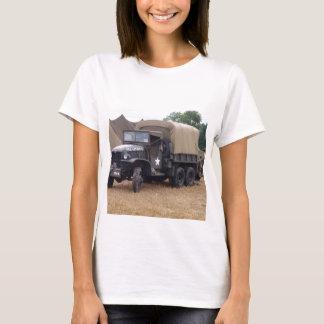 Camiseta As forças armadas do vintage transportam