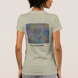 Camiseta as frutas do espírito