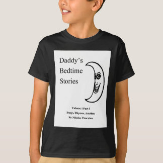 Camiseta As histórias de horas de dormir Amazon.com de