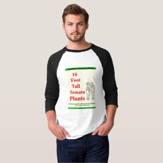 Camiseta As ideias superiores do jardim vegetal em