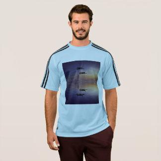 Camiseta As lâminas