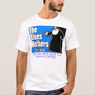 Camiseta As mães dos azuis