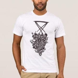 Camiseta As marcas de Lucifer