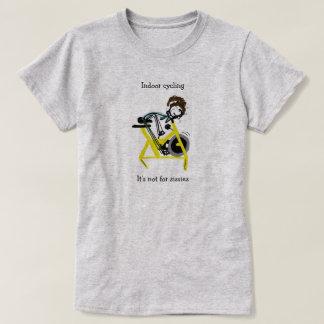 Camiseta As mariquinhas não tomam classes do ciclismo