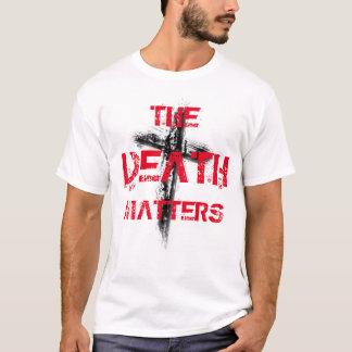 Camiseta As matérias da morte