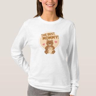 Camiseta As melhores mamães