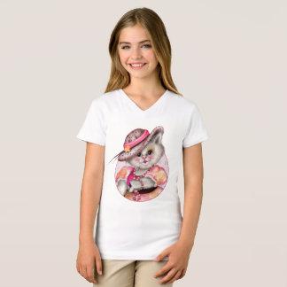 Camiseta As meninas da SENHORA CAT DESENHOS ANIMADOS multam