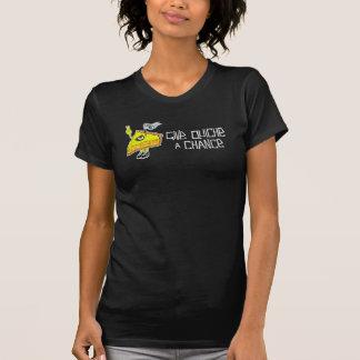 Camiseta As meninas dão a quiche um t-shirt da