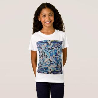 Camiseta As meninas de vidro do diamante multam o t-shirt