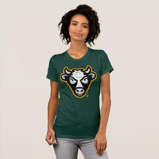 Camiseta As mulheres da vaca de Wisconsin multam o T